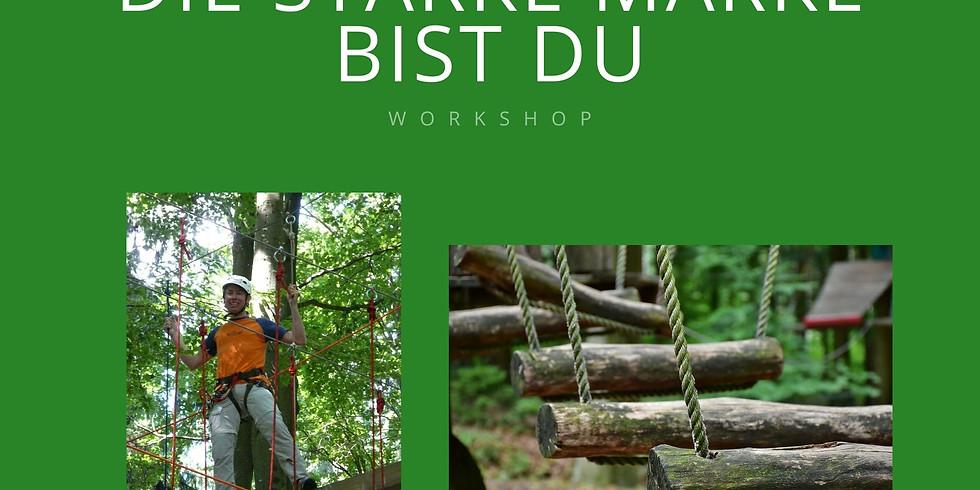 Die starke Marke bist du - Workshop mit Jürgen Beisswanger