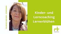 Ulrike Mayer Jürgens  Kinder und Lerncoa