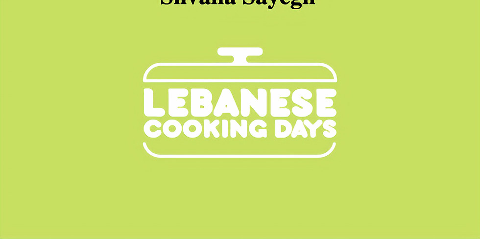 Meet & Greet Lebanese Cooking