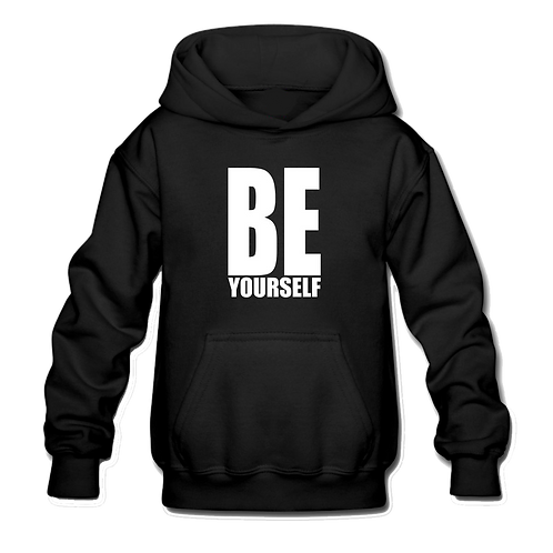 BE YOURSELF HOODIE