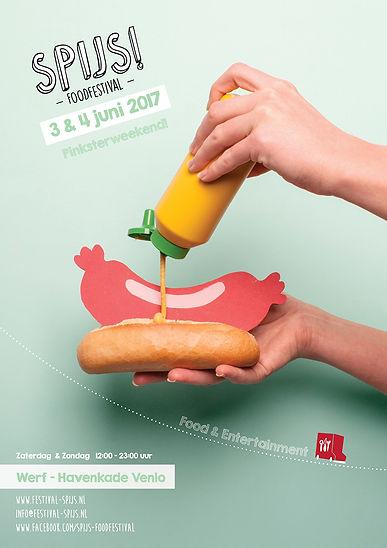 Poster_Spijs_Foodfestival_Crissy_Fila_Fo