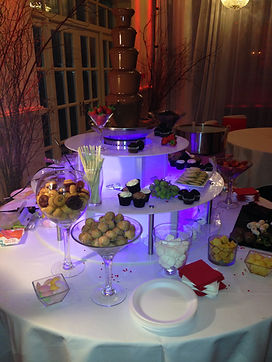 Chocolate fountain hire east sussex