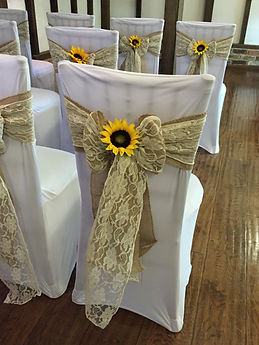 Chair Cover Hire East Sussex