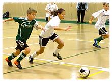 Team Soccer Training in RI.