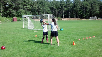Goalkeeper 1-on-1 Training | Soccer Training in RI