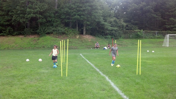Small Group Training | Soccer Training in RI