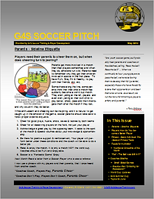 G4S Soccer Pitch Newsletter - May 2014