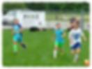 G4S Camp Soccer Training in RI.