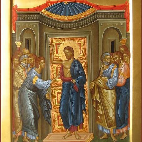Antipascha - Sunday of St. Thomas