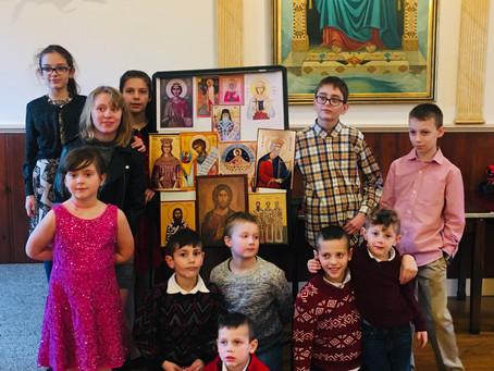 St Sava Celebration / Children's Recital 2020