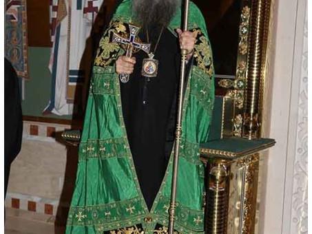 Metropolitan Porfirije of Zagreb and Ljubljana elected for a new Patriarch of Serbia