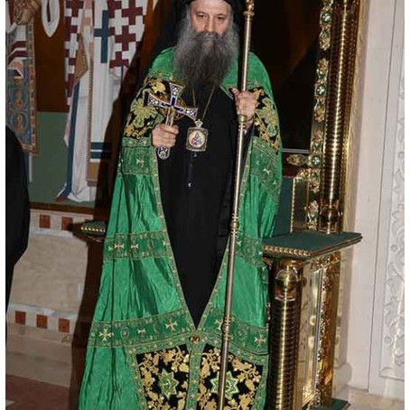 Metropolitan Porfirije of Zagreb and Ljubljana elected for a new Patriarch of Serbia