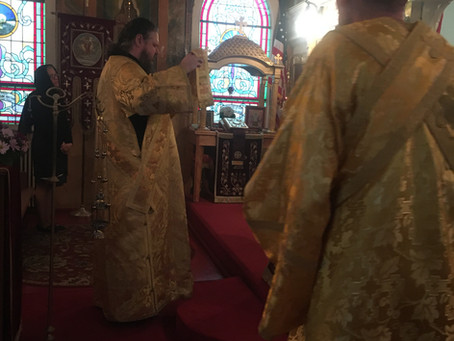 Holy Unction 2021