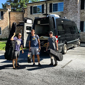 On the road in style this week!Huge than