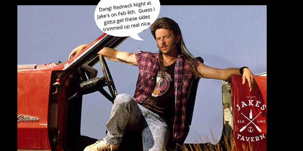 Mullets & 'Merica - A Night for the Rednecks