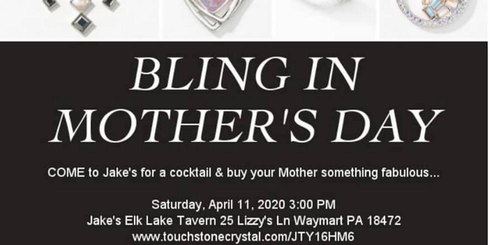 Bling in Mother's Day at Jake's Elk Lake Tavern