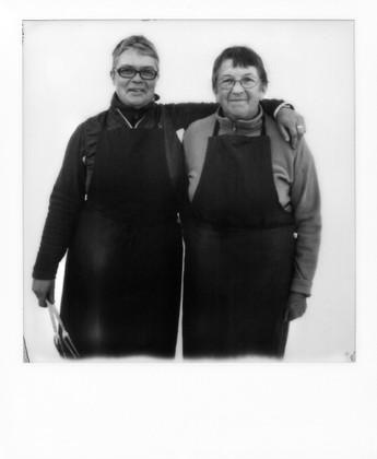 Saint-Jean-de-Daye,portraits des rotisseuses du marché 2018