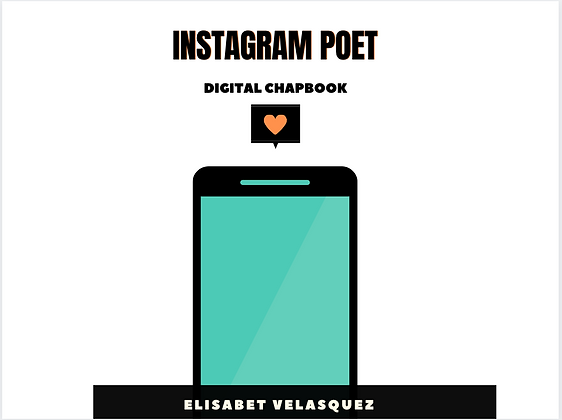 Instagram Poet Chapbook