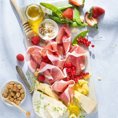 Sommerens charcuterie