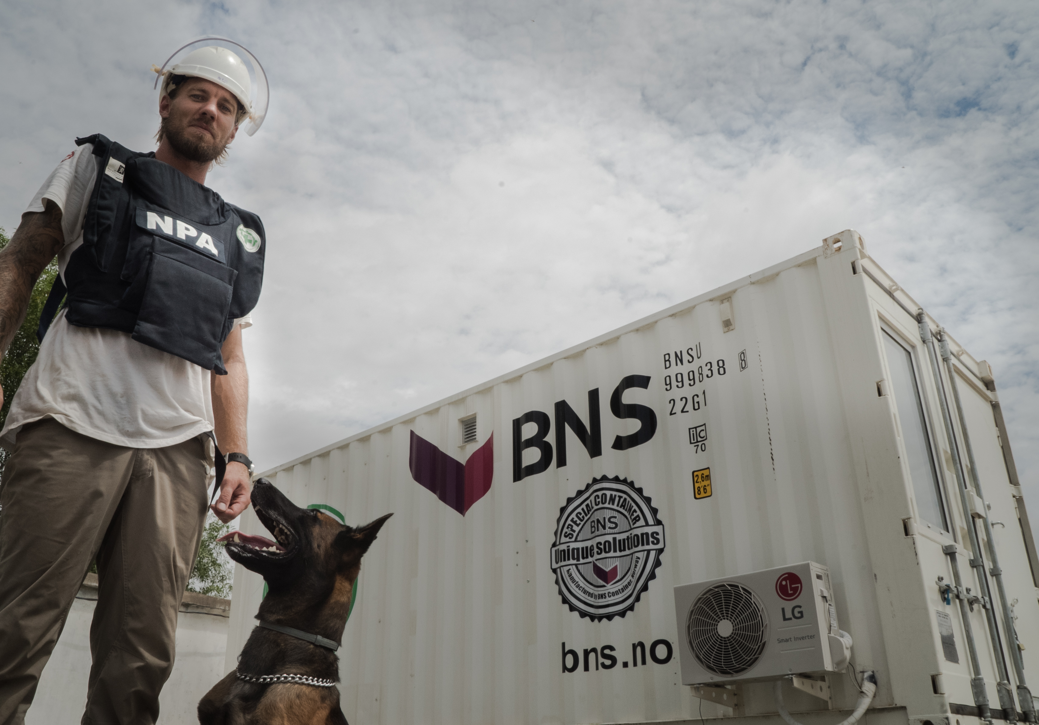 BNS CONTAINER