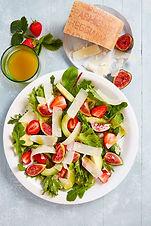 10. Parmigiano Reggiano Salad with Avoca