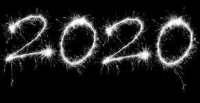 Retour de voeux de mes clients pour l'année 2020