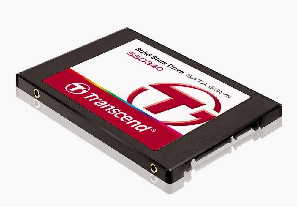 Transcend SSD 340