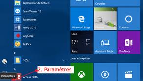 Récupération de Windows 10