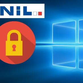 Régler les paramètres de vie privée de Windows 10 (conseils de la CNIL)