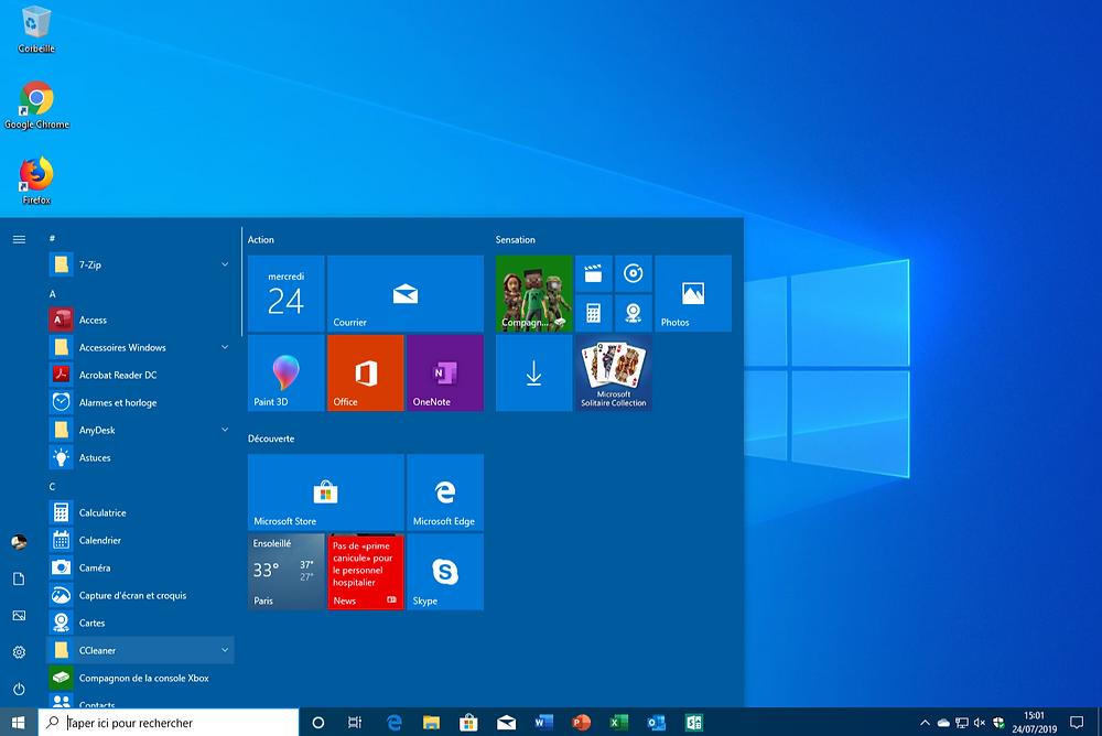 Windows 10 19.03