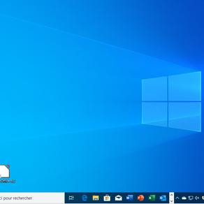 Passer de Windows 7 (ou 8) à Windows 10 (gratuitement)