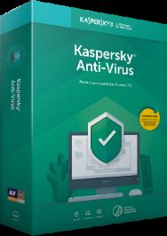 Kaspersky Anti-Virus 2018