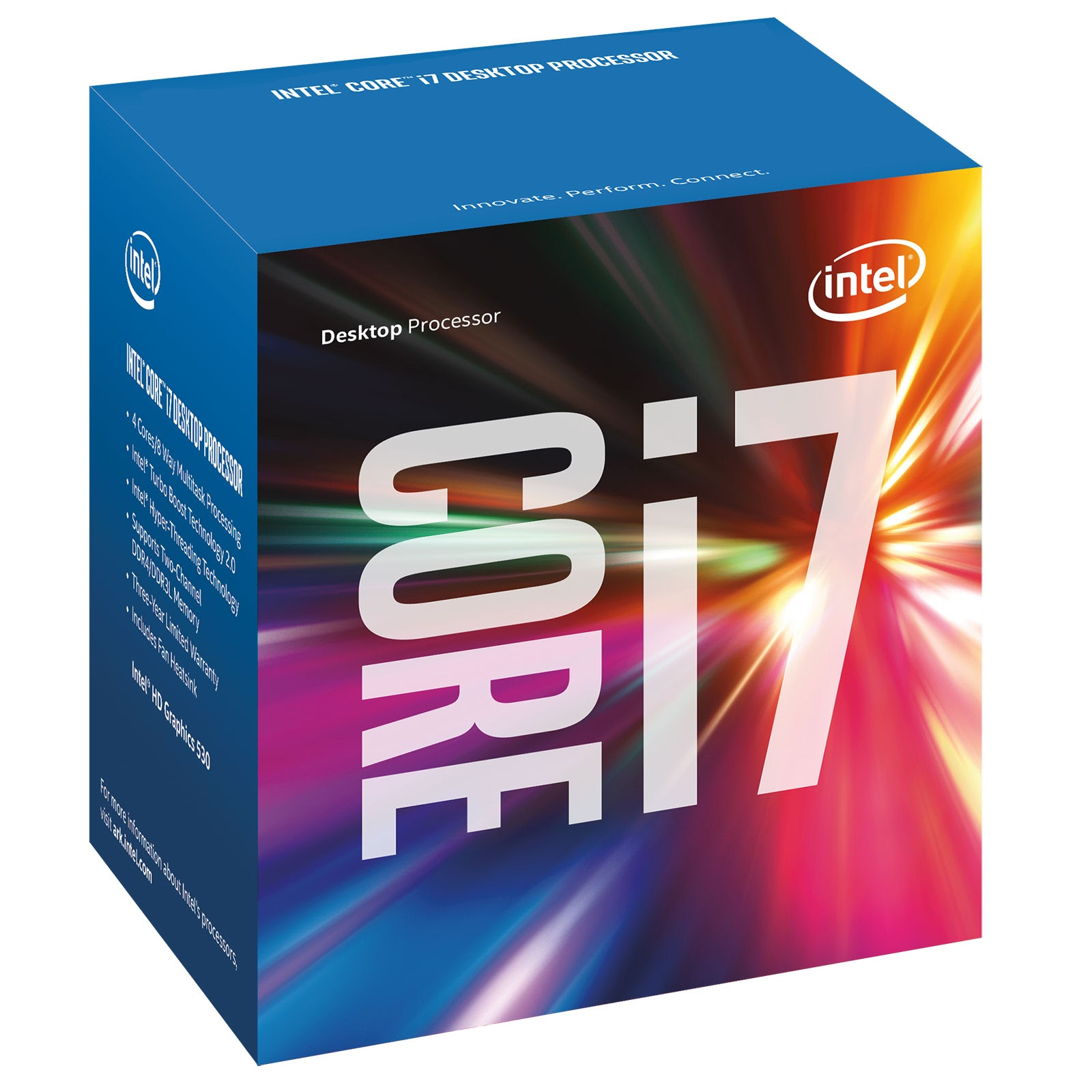 Intel Core i7 Skylake s1151