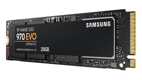 Samsung SSD 970 EVO M.2 PCIe NVMe 250 Go