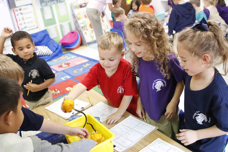 Kindergarten Projects