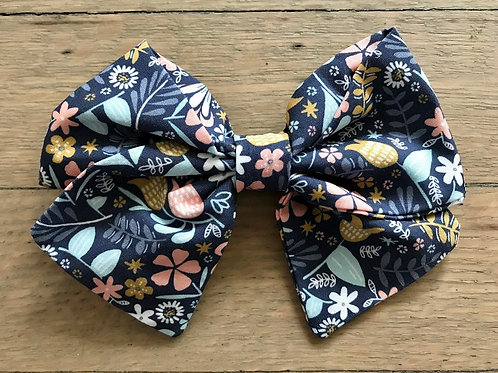 Sadie | Backyard Flowers Hair Bows