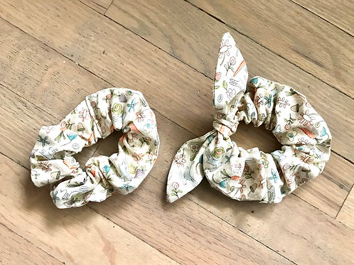 Scrunchies | Harvest Time Garden
