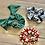 Thumbnail: Winter Mix Scrunchies Set