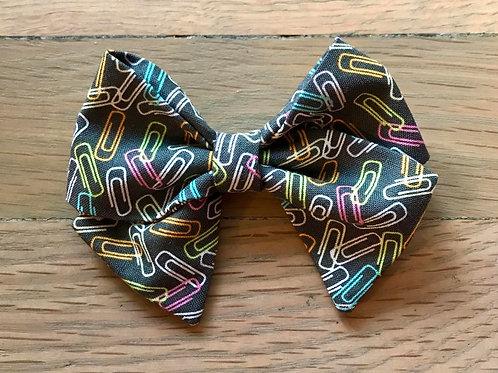 Hair Bows | Rainbow Paperclip Scientific Method