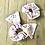 Thumbnail: Scrunchies   Pale Pink Floral