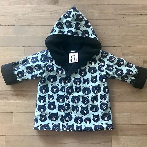 Siiri | Cozy Bears Fleece Jacket