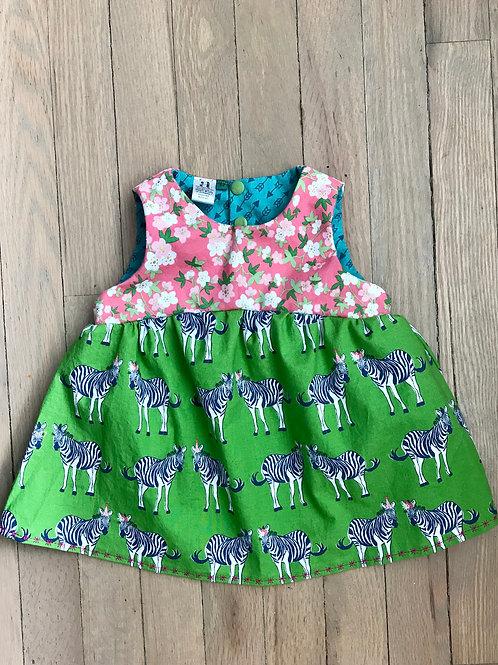 Penny | Party Zebra Dress