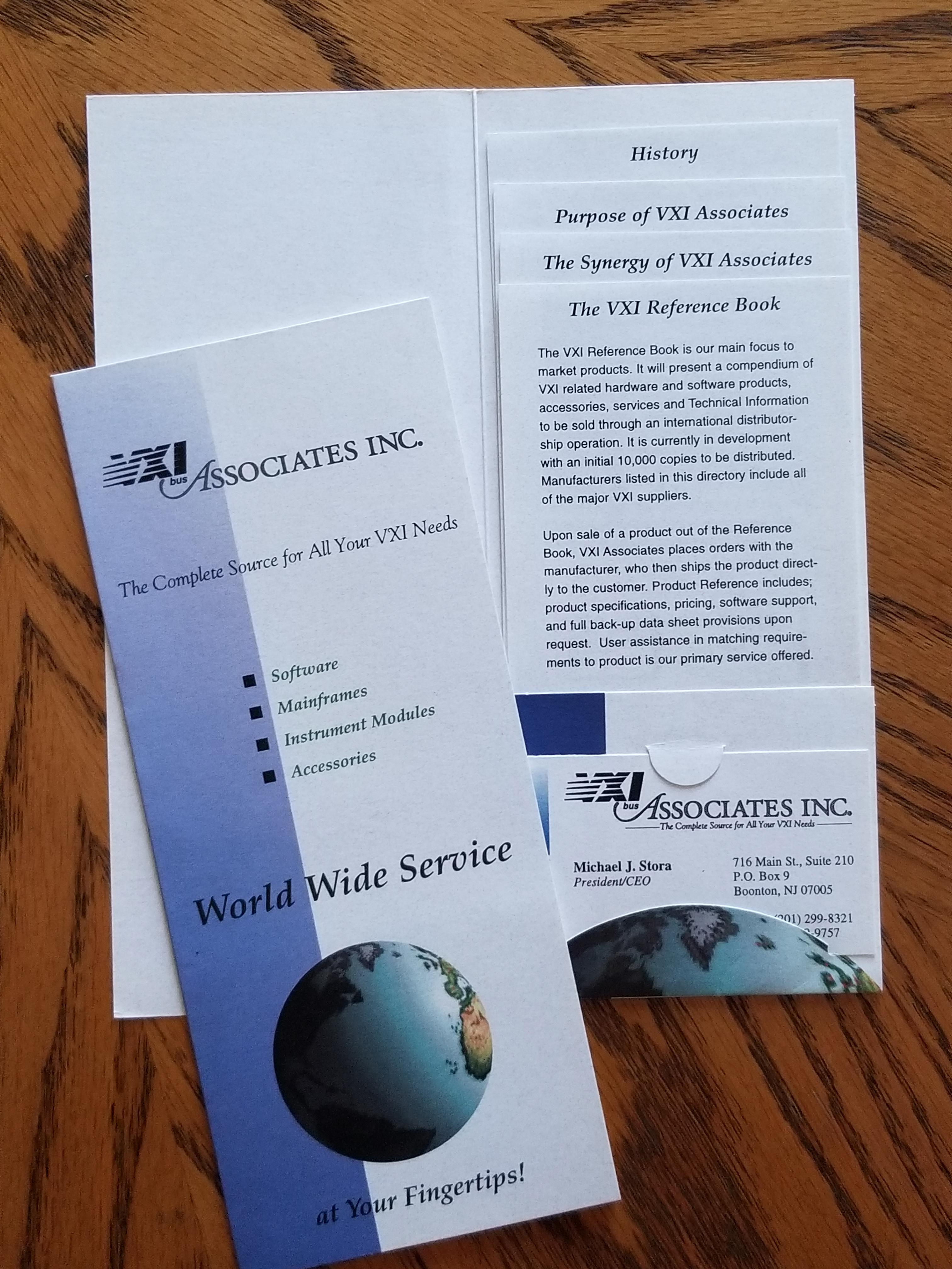 Brochure-VXI