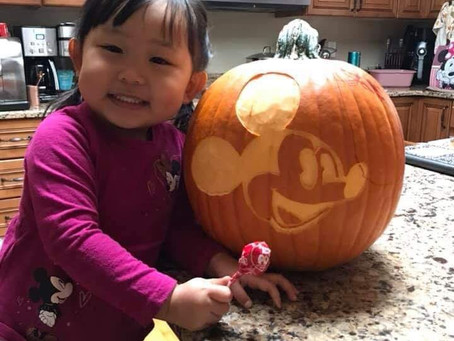 WINNERS of our Halloween contest