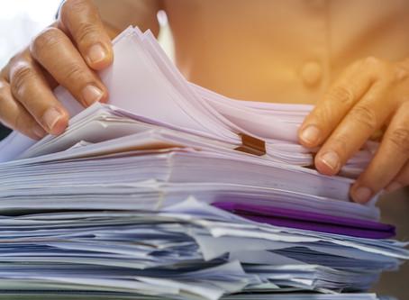 A Quick HR Paperwork Checklist [2020]