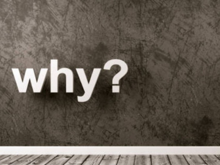 What is our Why?