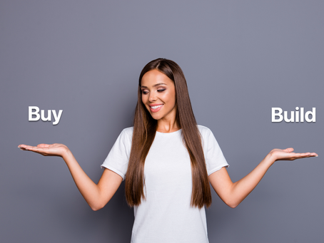 The Build vs. Buy Software Dilemma – What Will Work for You?