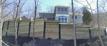 retaining wall installers & carpenters cny