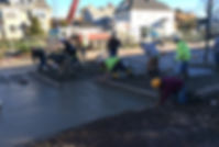 Commercial Concrete Flatwork Buffalo NY