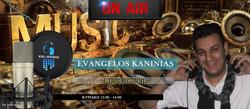DJ EVANGELOS KANINIAS